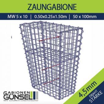 Zaungabione 50 x 0,25 x 150